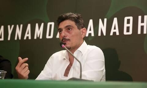 Σε νέα ημερομηνία η συνέντευξη Τύπου του Δημήτρη Γιαννακόπουλου