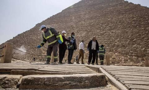 Κορονοϊός Αίγυπτος: Νέο αρνητικό ρεκόρ θανάτων στην Αίγυπτο - Μείωση των κρουσμάτων