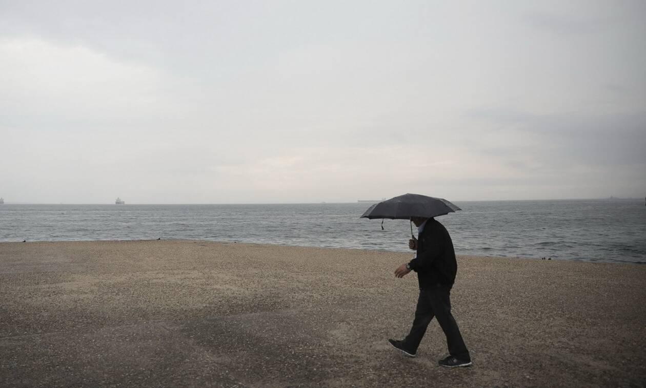 Καιρός: Τελειώνει η αστάθεια - Που θα «χτυπήσουν» σήμερα οι βροχές και οι καταιγίδες (pics+vid)