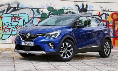 To νέο Renault Captur 1.5 Blue dCi είναι μια ολοκληρωμένη πρόταση
