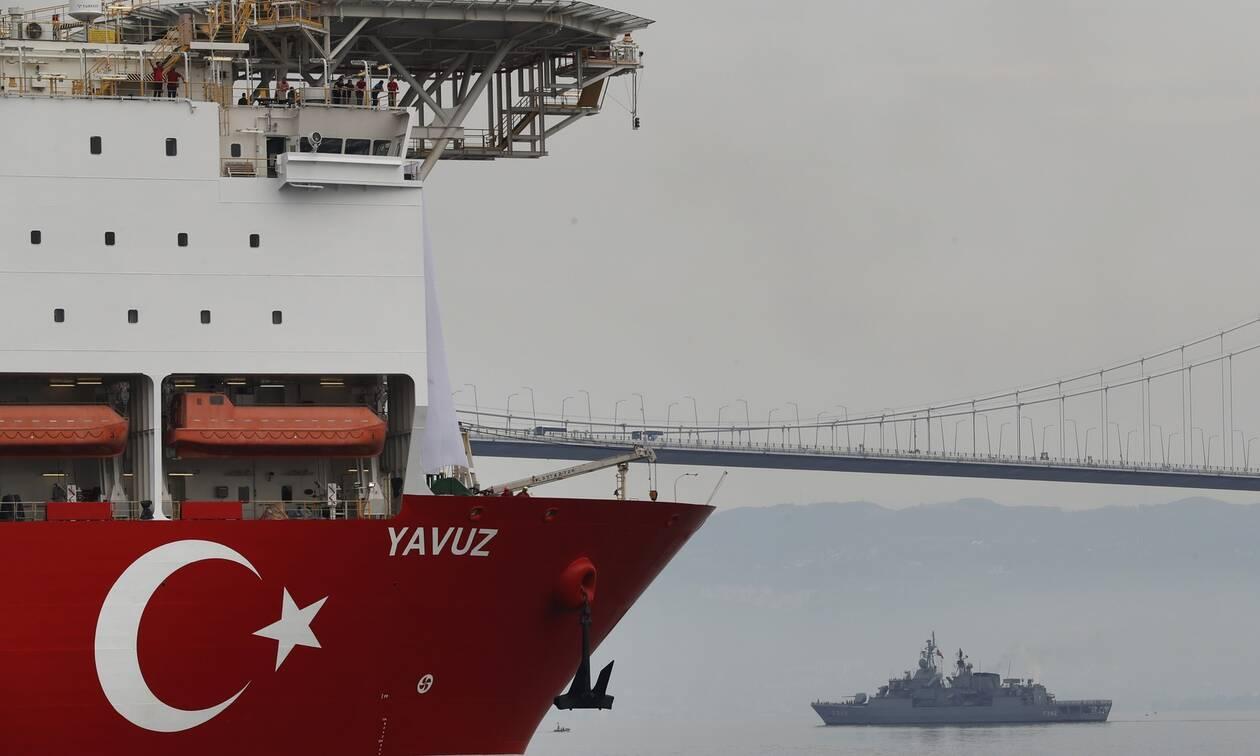 «Ξεφεύγει» η Τουρκία: Χάρτης στον ΟΗΕ με «δική της» Ρόδο και Κρήτη - «Εξαφάνισε» το Καστελλόριζο