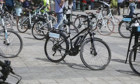 Αυτοί είναι οι δυο νέοι μεγάλοι ποδηλατόδρομοι της Αθήνας