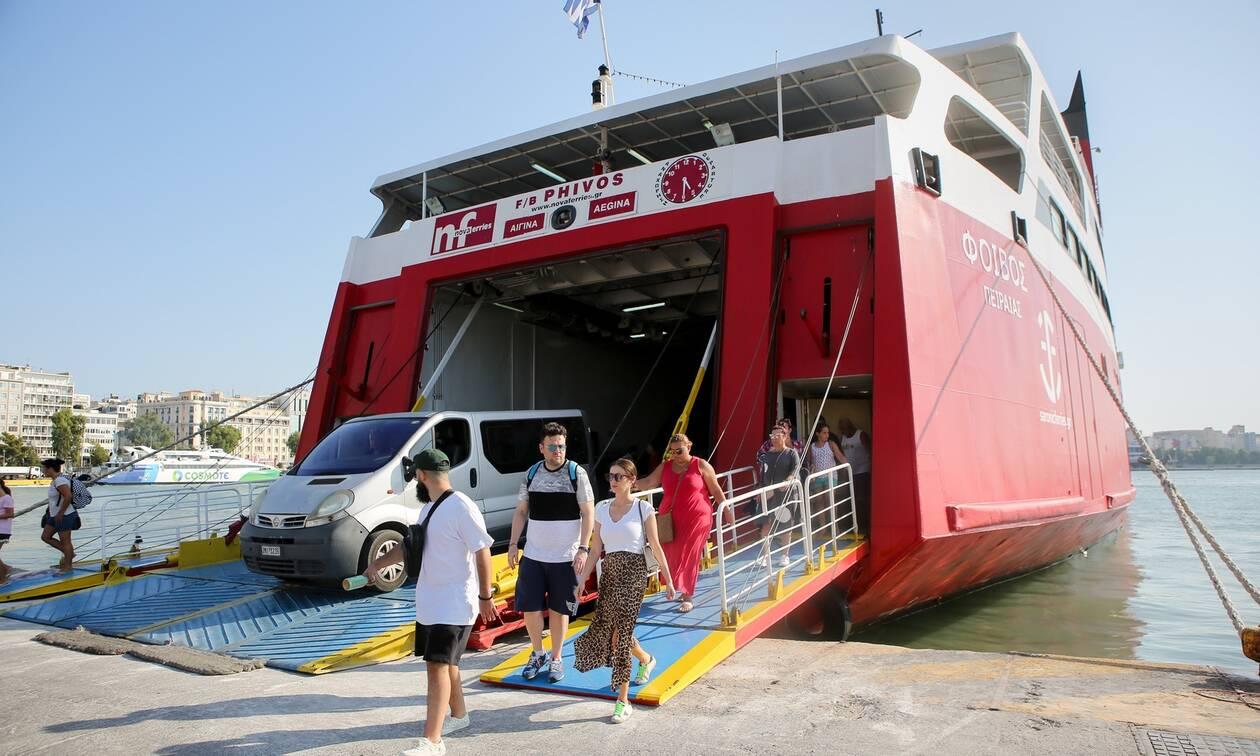 Αρση μέτρων: Νέοι κανόνες στα πλοία - Δείτε πόσοι επιβάτες επιτρέπονται