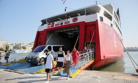 Άρση μέτρων: Νέοι κανόνες στα πλοία - Δείτε πόσοι επιβάτες επιτρέπονται
