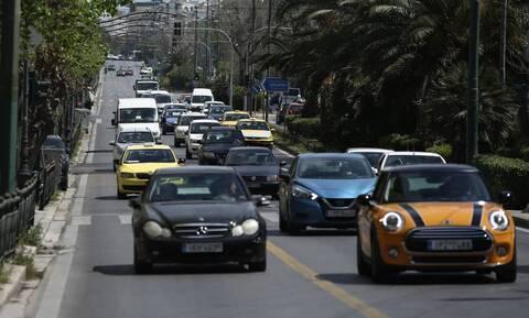 Κίνηση ΤΩΡΑ: Διακοπή κυκλοφορίας στην Πειραιώς - Στο «κόκκινο» η Κηφισίας