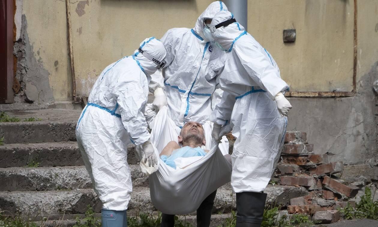 Κορονοϊός: 382.016 νεκροί και πάνω από 6,4 εκατ. κρούσματα σε όλο τον κόσμο
