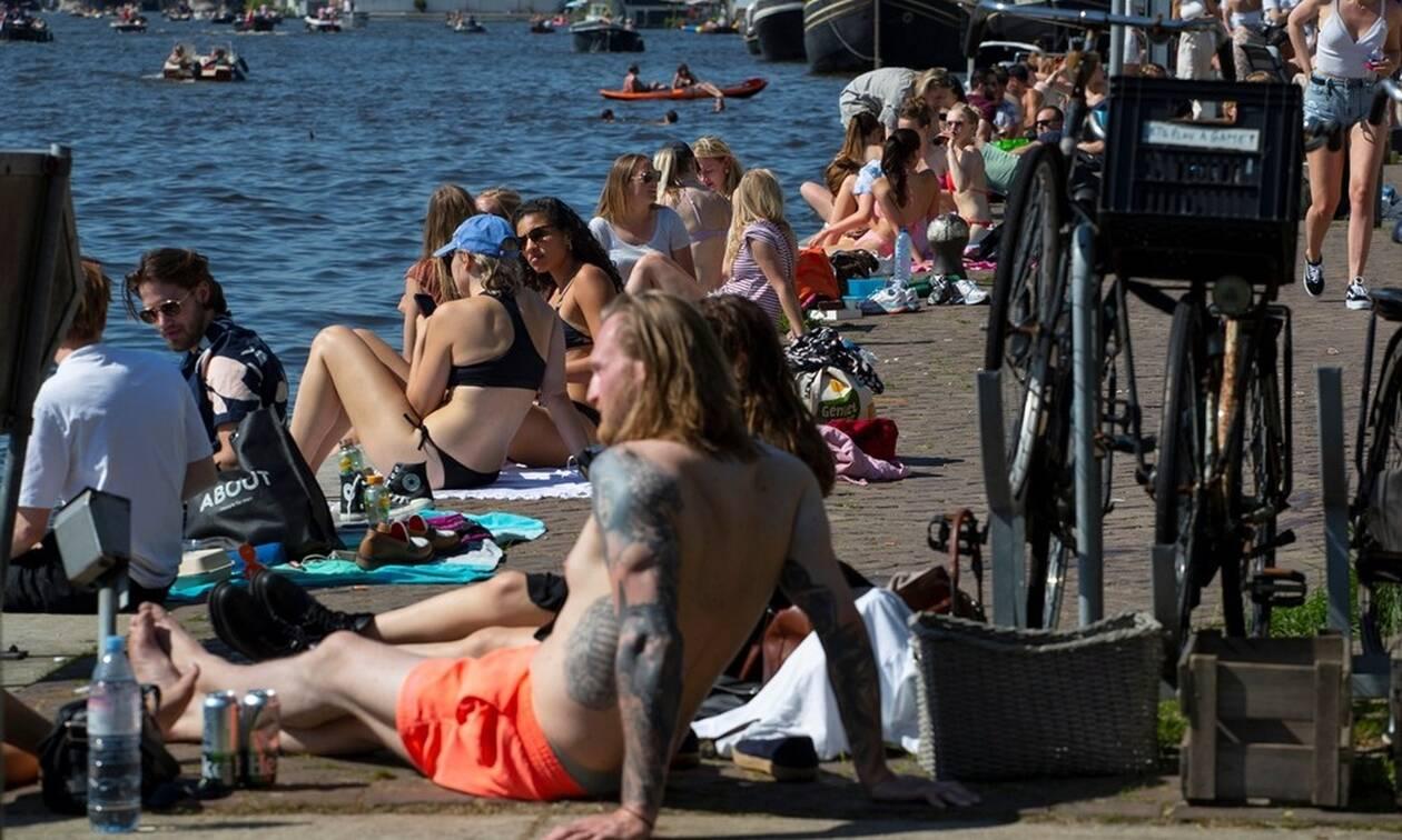 Ολλανδία: Χαλαρώνει τις προειδοποιήσεις για τουριστικά ταξίδια στην Ευρώπη