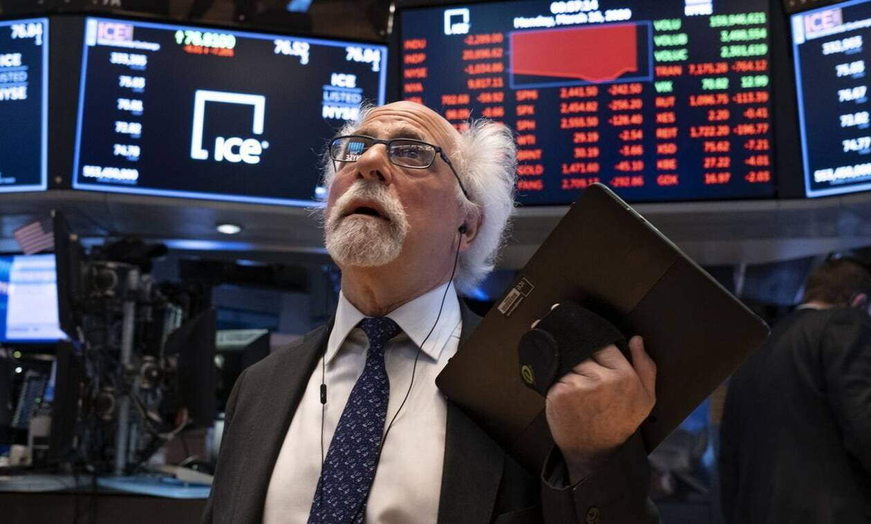 Συνεχίζεται η δυναμική άνοδος στη Wall Street - Κέρδη για το πετρέλαιο