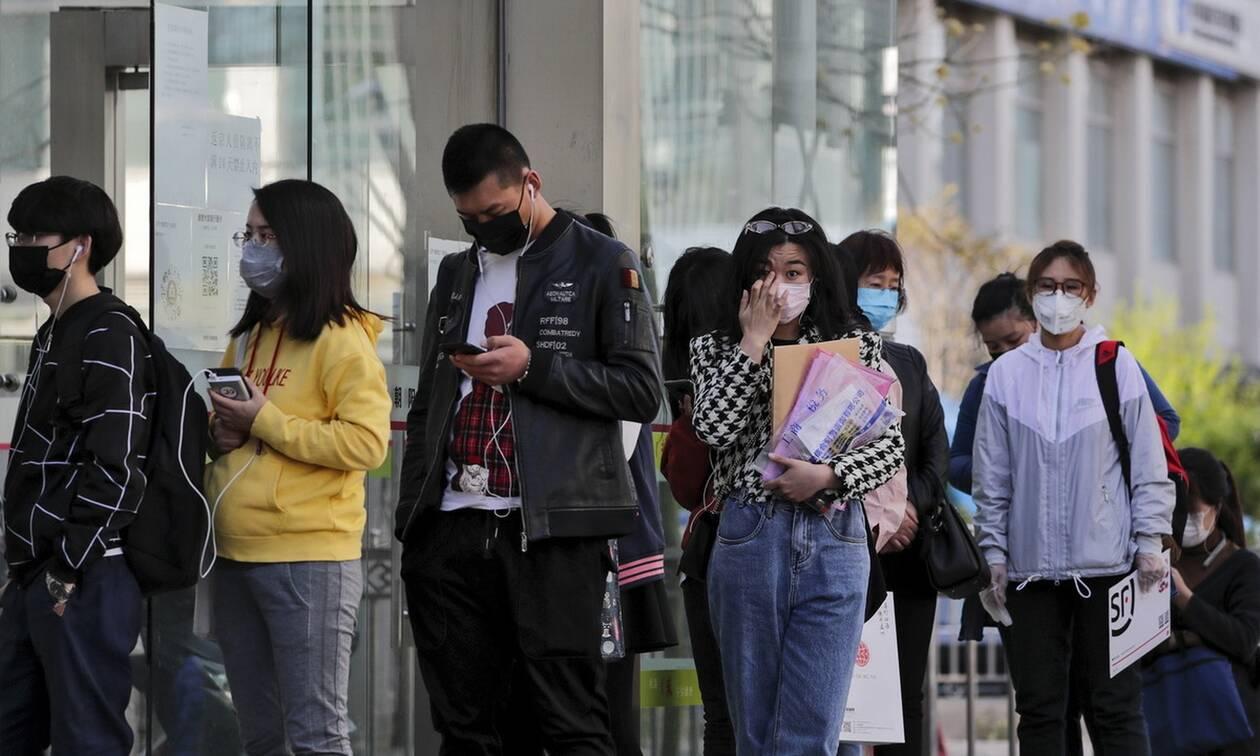 Κορονοϊός στην Κίνα: Μόλις ένα επιβεβαιωμένο κρούσμα μόλυνσης σε 24 ώρες