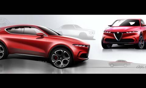 H Alfa Romeo σχεδιάζει ηλεκτρικό SUV με γαλλικό πλαίσιο