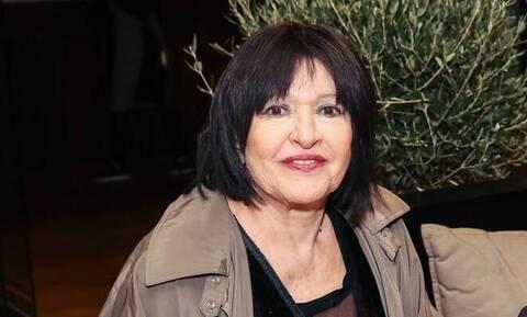 Μάρθα Καραγιάννη: Το πρώτο μήνυμα της ηθοποιού μετά το χειρουργείο