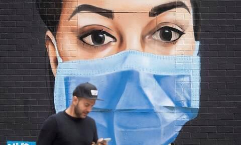 Κορονοϊός Βρετανία: 176 θάνατοι σε ένα 24ωρο – Υποχρεωτική η μάσκα στα ΜΜΜ