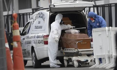 Κορονοϊός: 387.280 νεκροί και πάνω από 6,5 εκατ. κρούσματα σε όλο τον κόσμο