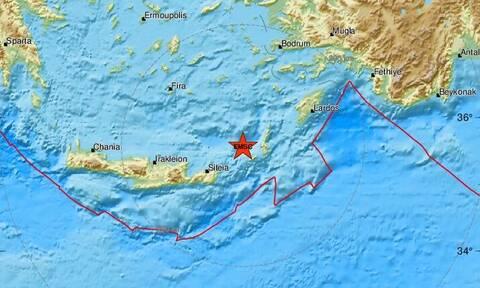 Σεισμός κοντά στην Κάσο - Αισθητός και στην Κάρπαθο (pics)