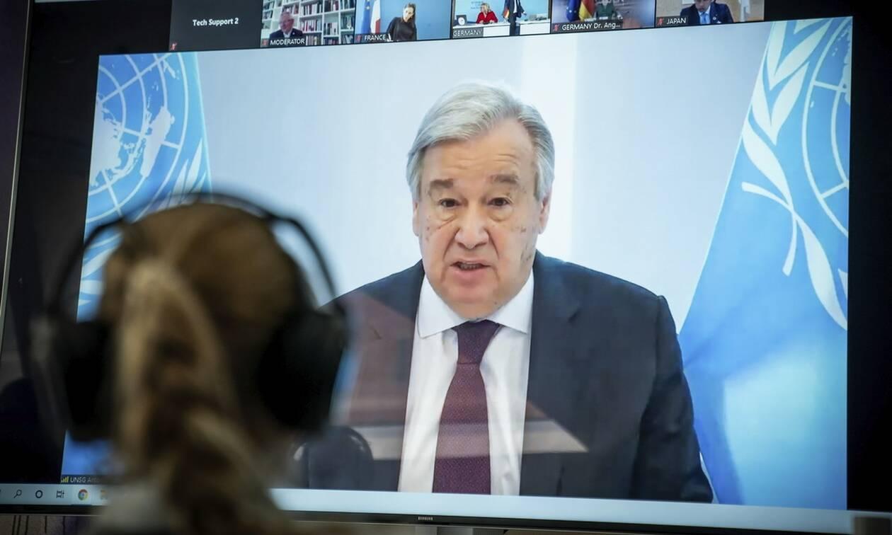 Κορονοϊός: Ο ΟΗΕ ζητεί ένα εμβόλιο προσβάσιμο σε όλους