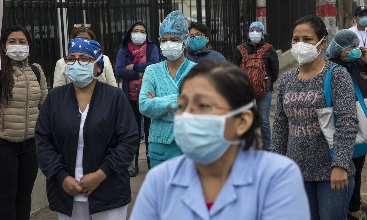Κορονοϊός στο Περού: Ξεπέρασαν τους 5.000 οι θάνατοι από COVID-19