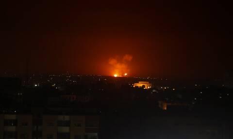 Συρία: Εννέα νεκροί από τον βομβαρδισμό του Ισραήλ σε βάση στη Χάμα