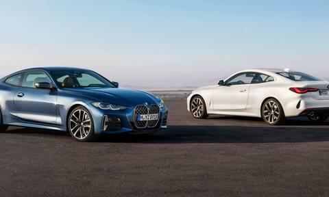 Αυτή είναι η νέα BMW 4 Coupe και επίσημα