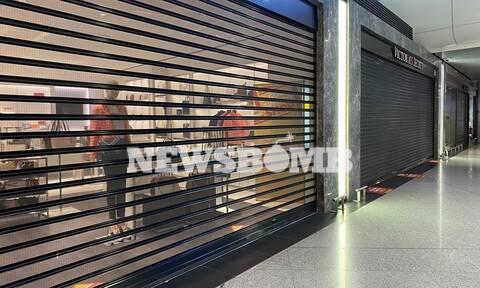 Το Newsbomb.gr στο «Ελ. Βενιζέλος» - Ποιο τριήμερο; Δεν κυκλοφορεί ψυχή