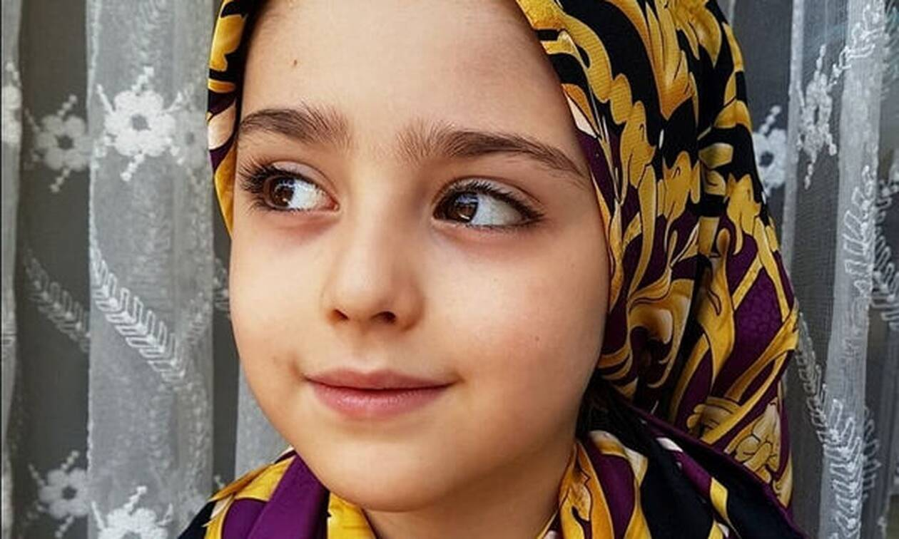 Αυτό είναι το κοριτσάκι με τα πιο όμορφα και εκφραστικά μάτια στον κόσμο