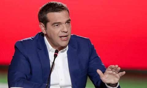 Τσίπρας: Η Ελλάδα συνάντησε την ύφεση πριν τον κορονοϊό