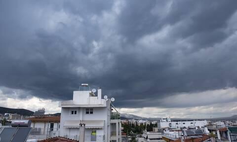 Τριήμερο Αγίου Πνεύματος: Ανατροπή στον καιρό-Έρχονται βροχές και καταιγίδες