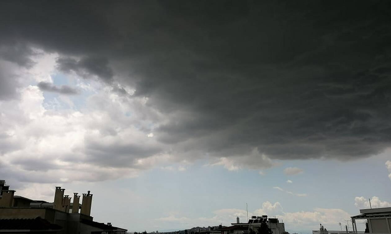 Έκτακτο δελτίο επιδείνωσης καιρού-ΕΜΥ: Έρχονται βροχές και καταιγίδες