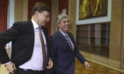 Σεντένο - Ντομπρόβσκις: Η Ελλάδα θα βγει ισχυρότερη από την κρίση