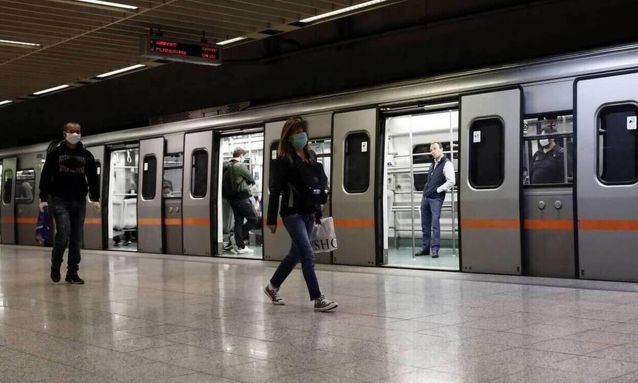 Κλειστοί οι σταθμοί του μετρό, Πανεπιστήμιο, Σύνταγμα και Ευαγγελισμός