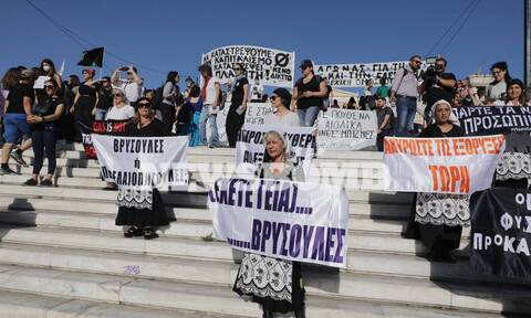 Παγκόσμια Ημέρα Περιβάλλοντος: Συγκέντρωση διαμαρτυρίας στο Σύνταγμα