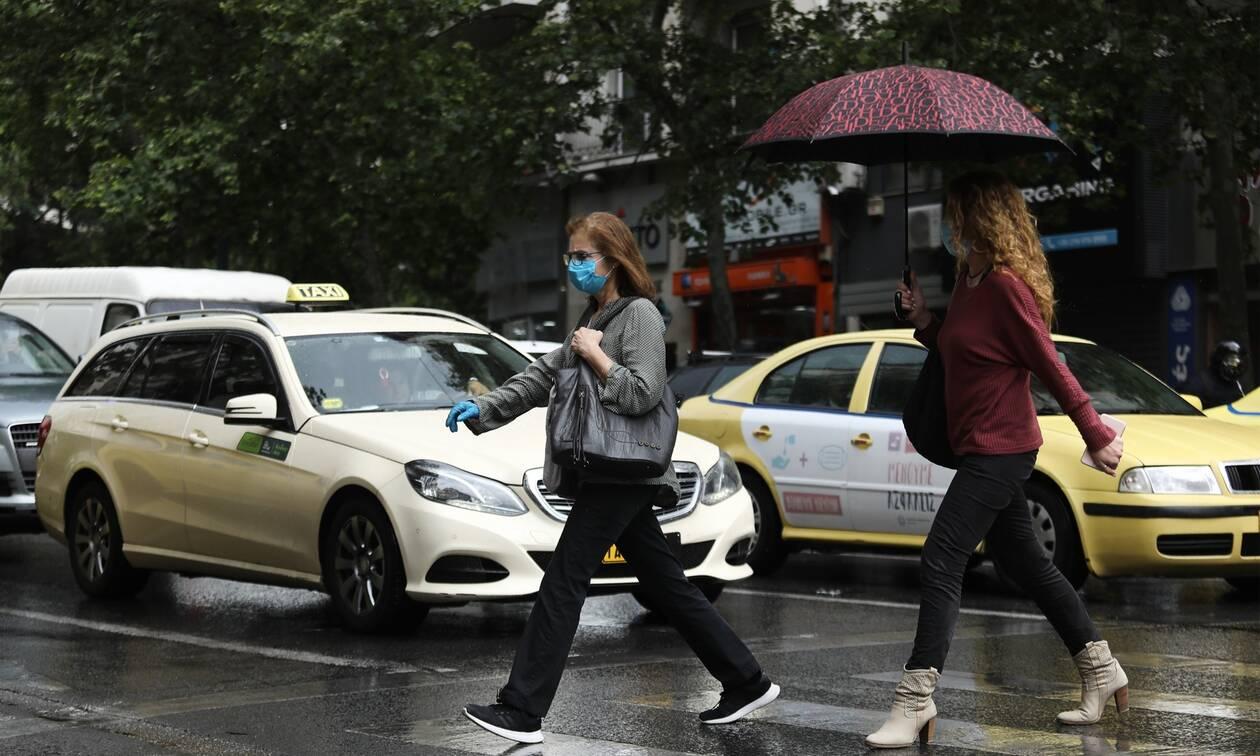 Έκτακτο δελτίο επιδείνωσης καιρού - ΕΜΥ: Έρχονται βροχές και καταιγίδες