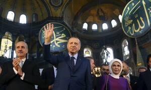 Αγία Σοφία - Νέα πρόκληση Ερντογάν: Θέλει δημοψήφισμα για να την κάνει τζαμί