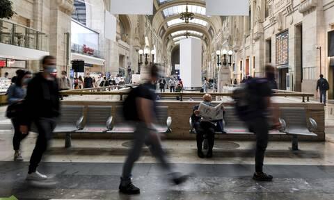 Κορονοϊός: Σημαντική αύξηση των κρουσμάτων στην Ιταλία