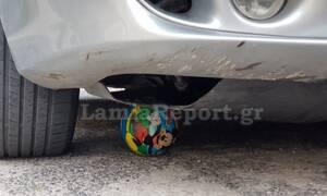 Λαμία: Αυτοκίνητο παρέσυρε 5χρονο αγοράκι