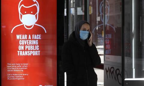 Κορονοϊός - Βρετανία: Ξεπέρασε τις 40.000 ο συνολικός αριθμός των θανάτων