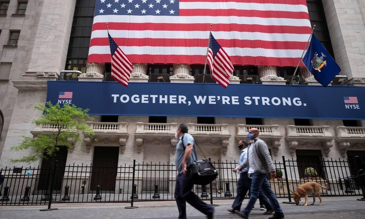 ΗΠΑ-χρηματιστήριο: Κλείσιμο με ισχυρά κέρδη στη Wall Street
