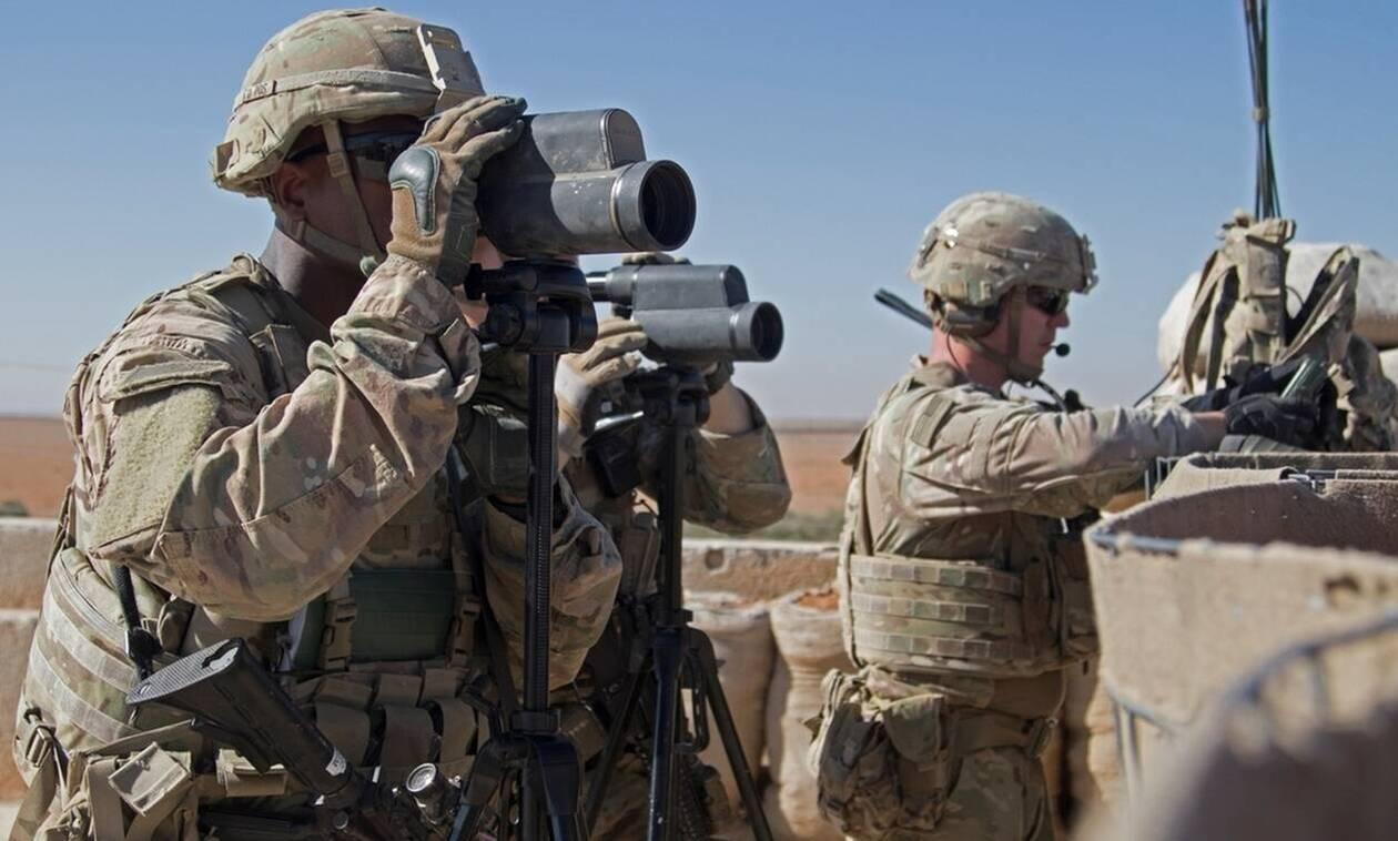 ΗΠΑ: Σχέδιο απόσυρσης των αμερικανών στρατιωτών από τις βάσεις στη Γερμανία