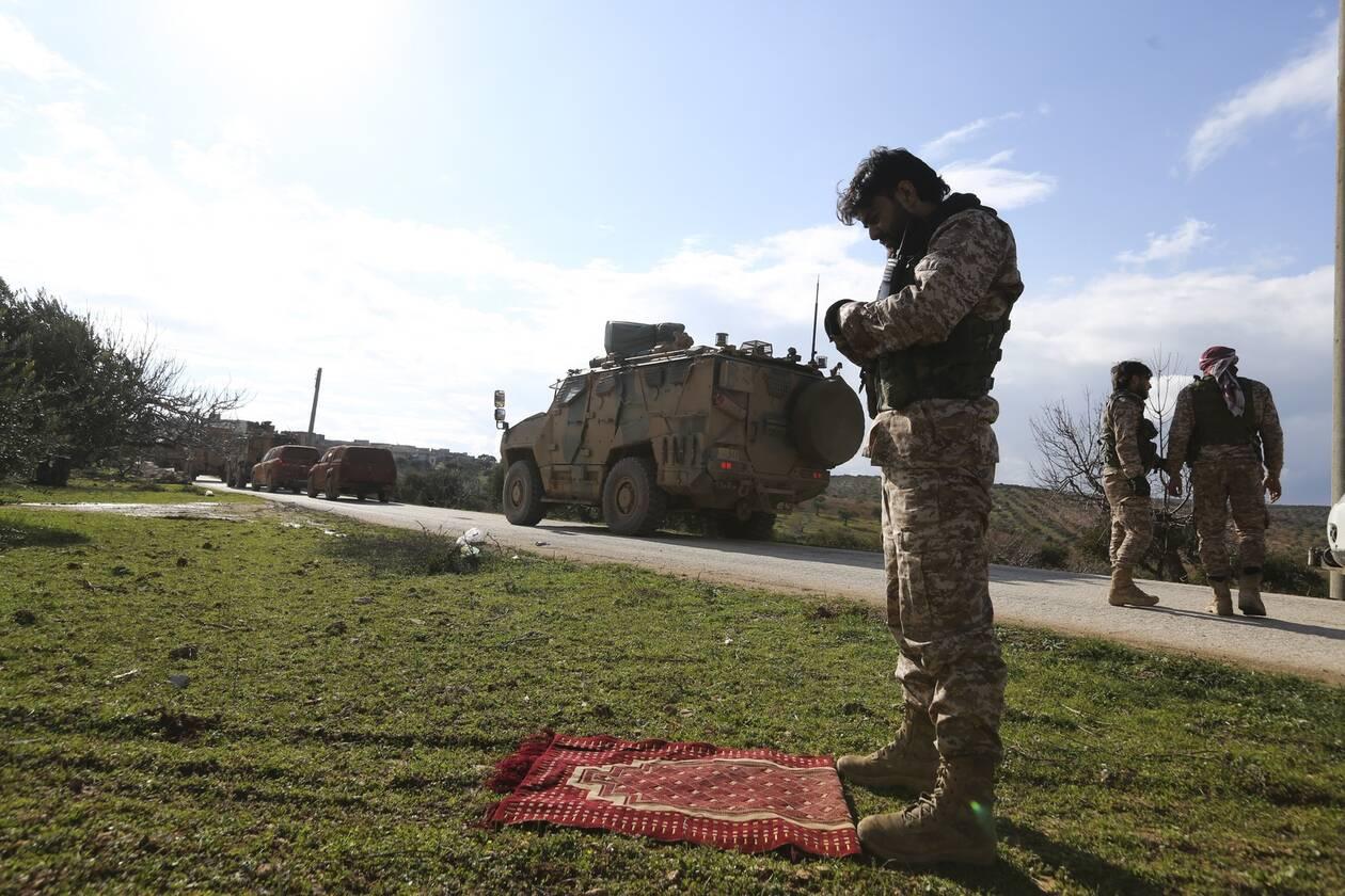 Συρία: Ένας νεκρός και δύο τραυματίες Τούρκοι στρατιώτες στην Ιντλίμπ