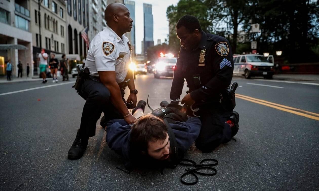 Μανχάταν: Ο εισαγγελέας δεν θα ασκήσει διώξεις στους συλληφθέντες διαδηλωτές