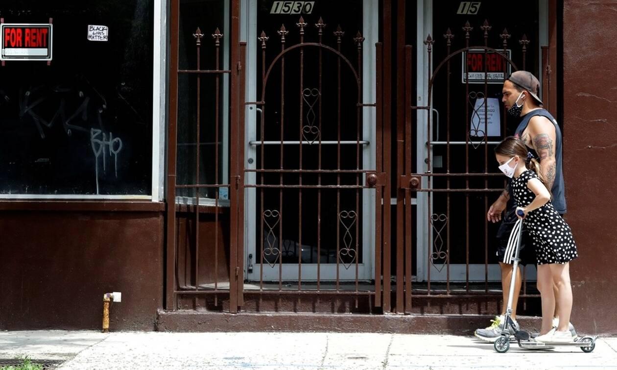 Κορονοϊός: Ακόμη 922 θάνατοι στις ΗΠΑ σε ένα 24ωρο