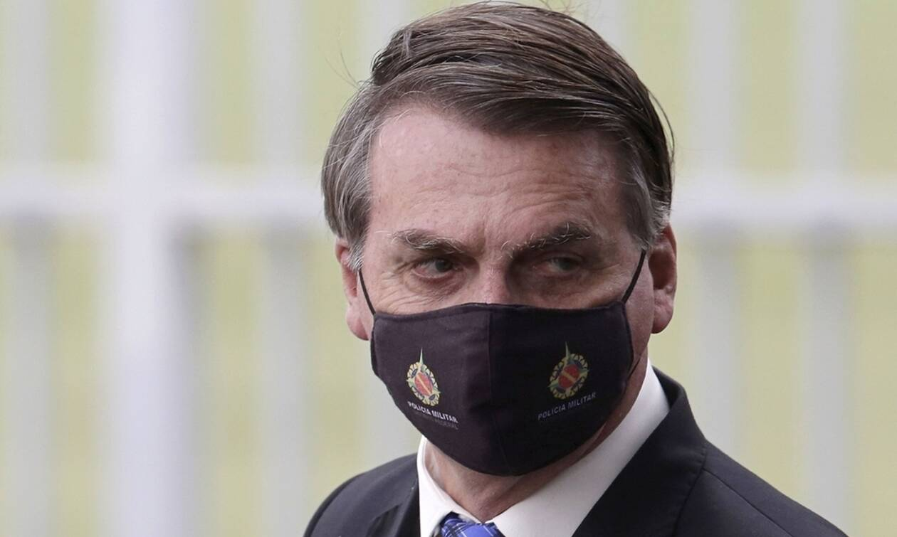 Κορονοϊός - Βραζιλία: Ο Μπολσονάρου απειλεί με αποχώρηση από τον ΠΟΥ