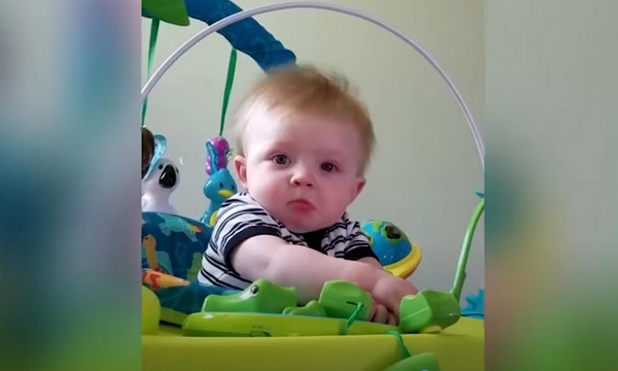 Απολαυστικό βίντεο: Αυτά είναι τα πιο αστεία μωράκια της εβδομάδας (vid)