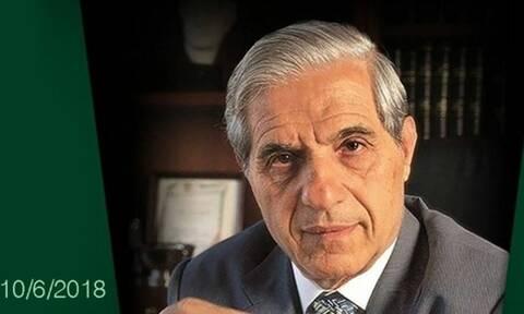 Παύλος Γιαννακόπουλος: Αυθεντικός Σπαρτιάτης, πρότυπο Έλληνα! (video)