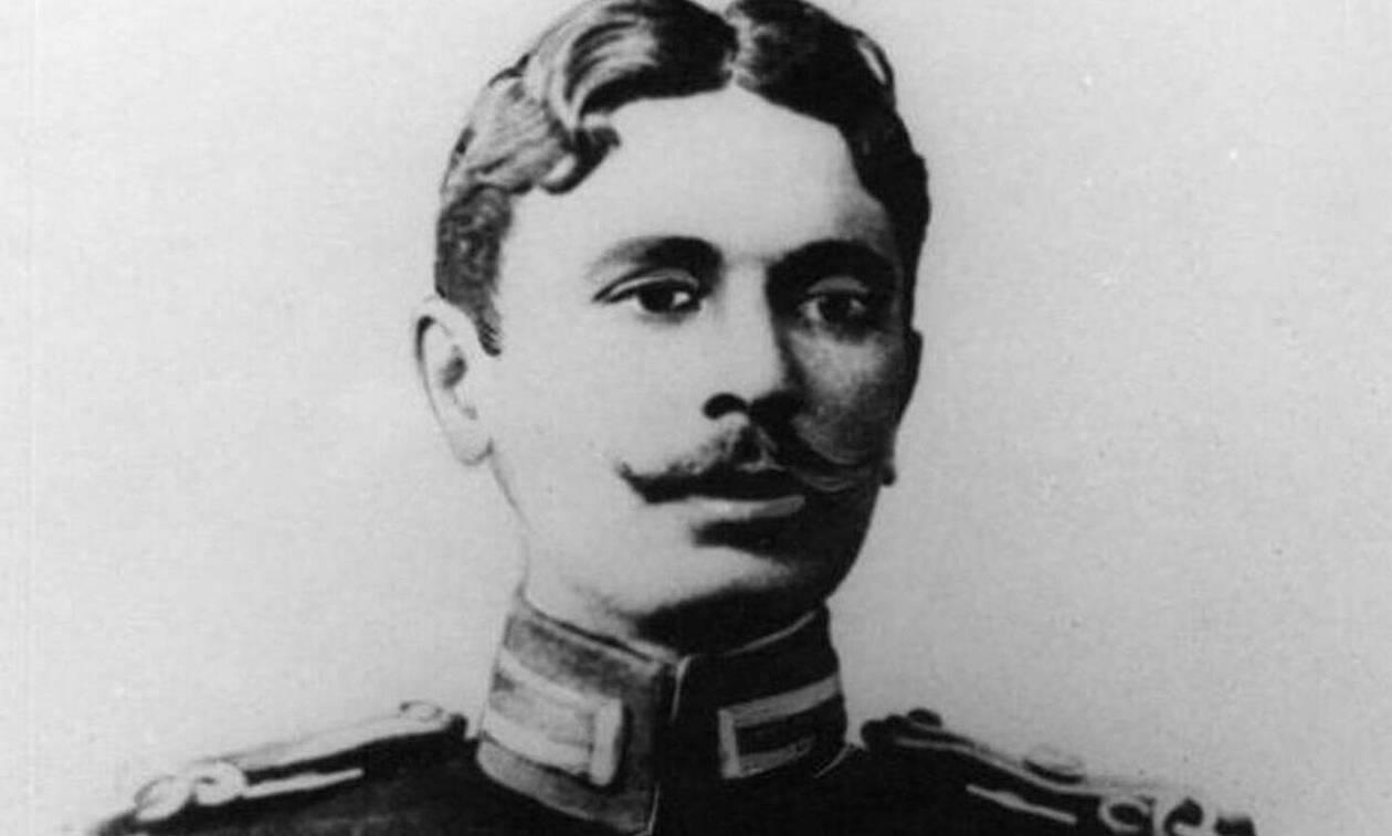 Σαν σήμερα το 1907 απαγχονίζεται από τους κομιτατζήδες ο θρυλικός μακεδονομάχος Καπετάν Αγρας