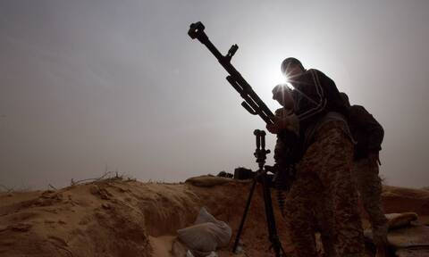 Λιβύη: Πρόταση εκεχειρίας Αλ Σίσι και Χαφτάρ - Η απαραίτητη προϋπόθεση