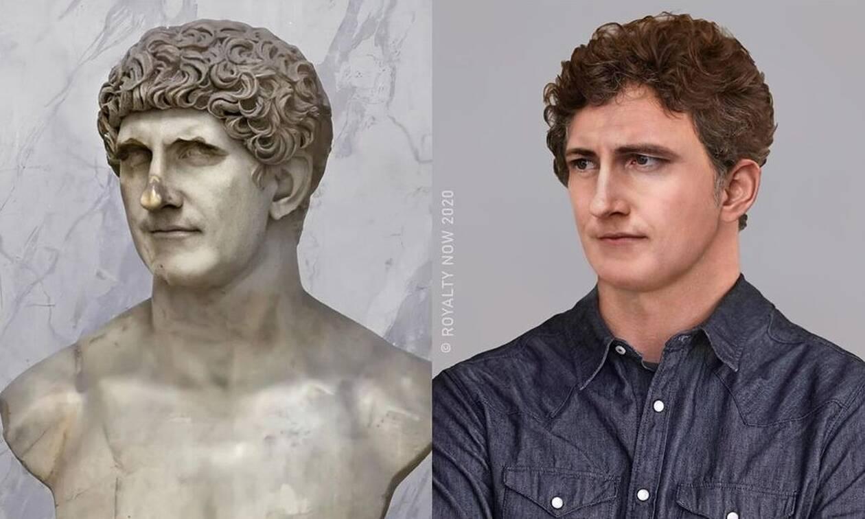 Πώς θα ήταν εμφανισιακά πασίγνωστα ιστορικά πρόσωπα εάν ζούσαν στο σήμερα;