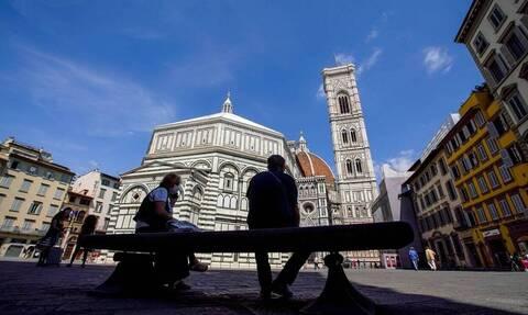 Κορονοϊός Ιταλία: Μείωση κρουσμάτων και νεκρών