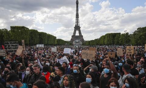 Τζορτζ Φλόιντ: Διαδηλώσεις σε όλον τον κόσμο κατά του ρατσισμού