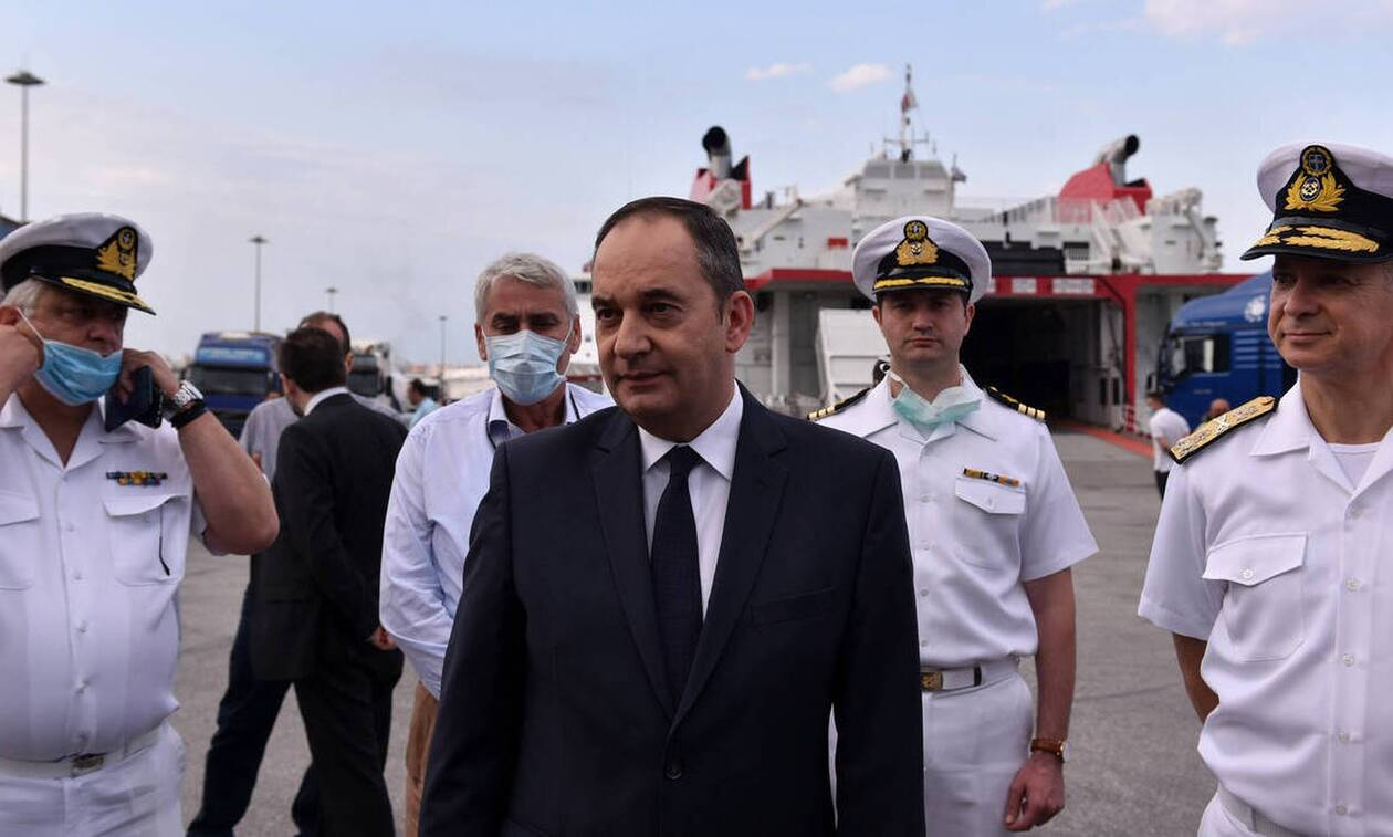Πλακιωτάκης: Η Ελλάδα δεν θα παίξει το παιχνίδι της Τουρκίας στο προσφυγικό