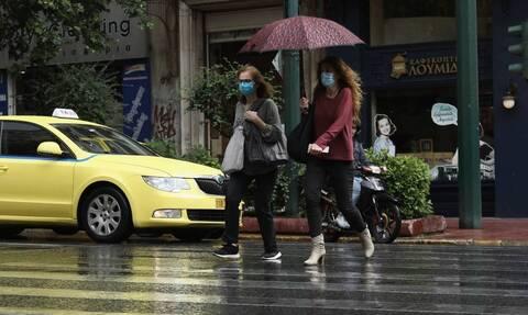 Καιρός: Τοπικές βροχές με άνοδο της θερμοκρασίας και σκόνη - Πού θα βρέξει